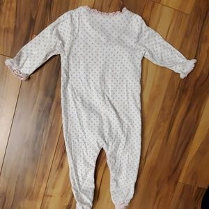 GAP Pajamas - Baby Gap 6-12 month footed sleeper